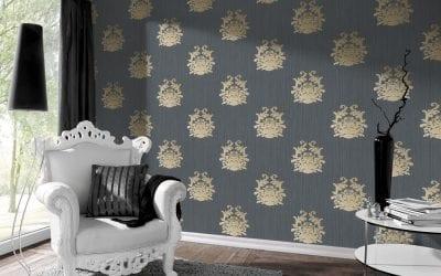Rivestimento pareti in tessuto