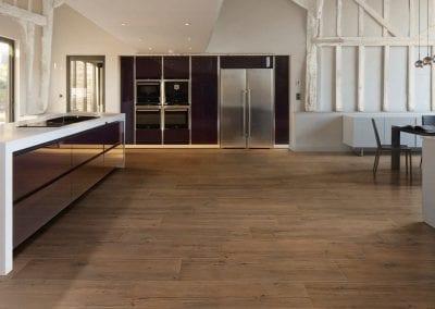 Floor tile / porcelain stoneware  / imitation parquet