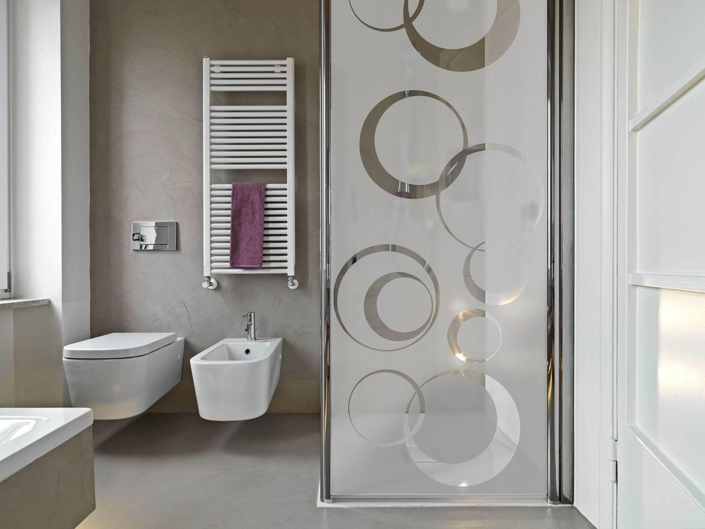 Rivestimenti in pvc per docce e bagni arte pavimenti for Piastrelle adesive pvc per pareti