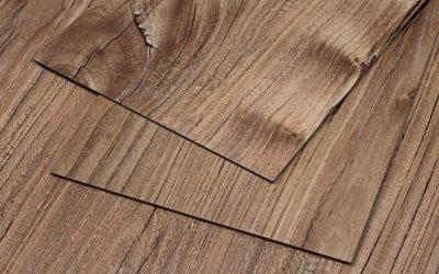 Posa di pavimenti vinilici (PVC)