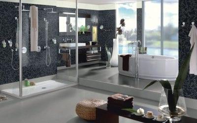 Rivestimenti in PVC (per docce e bagni)