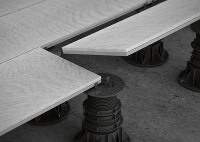 I Materiali Per Pavimenti Sopraelevati Marazzi Amazing Pavimenti Sopraelevati Per Esterni