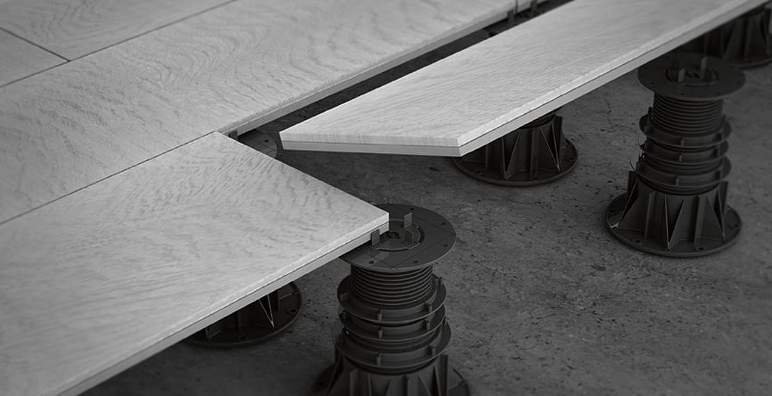 Posa di pavimenti per esterni arte pavimenti