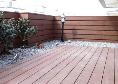 pavimento legno terrazzo esterno e pavimenti in pvc esterni